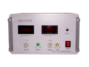 Dc pulse high voltage power supply