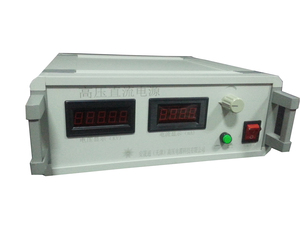 High voltage deburring cold striking power supply
