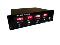 Dual channel integrated power supply